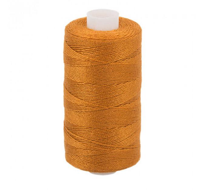 Micron Нить джинсовая 20s/3, №439 св.рыжая