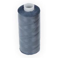 Micron Нить джинсовая 20s/2, №350 т.т.серая