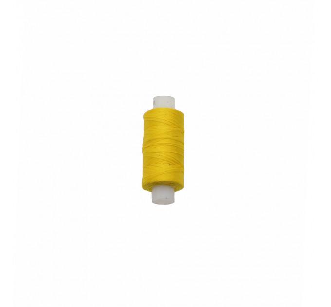 Нить 70ЛЛ 200м, 0304, ярко-желтая