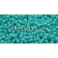 Бисер Cotobe 11/0 PANTONE 15-5718 Бискайский зеленый