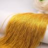Канитель мягкая, 0,5 мм, желтое золото (5 гр)