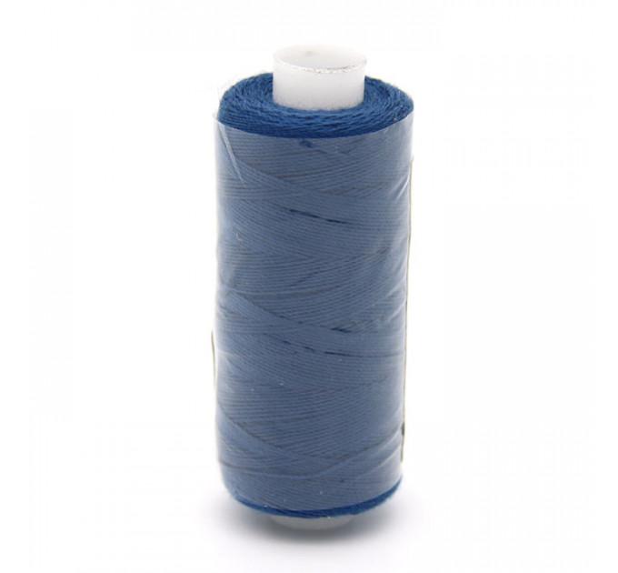 Micron Нить джинсовая 20s/2, №319 синяя