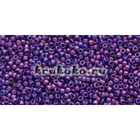 Бисер Toho 15/0 Высоко металлизированный виноград
