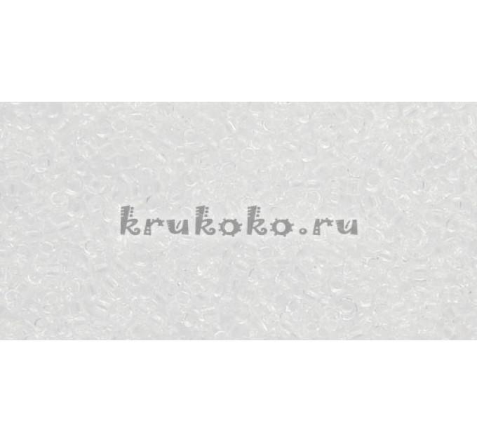 Бисер Toho 15/0 Прозрачный хрусталь