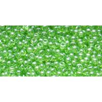 Бисер Preciosa 10/0 №56220 Прозрачный папоротник, 1 сорт (50 гр)