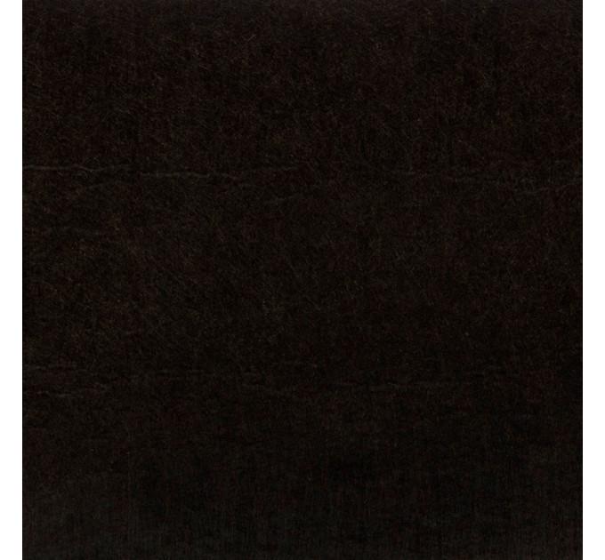 """Фетр """"BLITZ"""" жесткий, 1мм, 20см х 30см, №060 черный"""