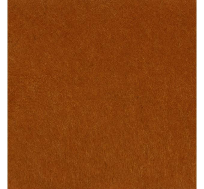 "Фетр ""BLITZ"" жесткий, 1мм, 20см х 30см, №CH684 св. коричневый"