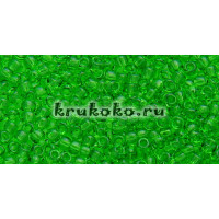 Бисер Toho 11/0 Прозрачный перидот (TR-11-7)