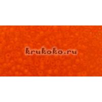 Бисер Toho 11/0 Прозрачный морозный гиацинт (TR-11-10BF)
