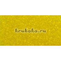 Бисер Toho 11/0 Прозрачный лимон