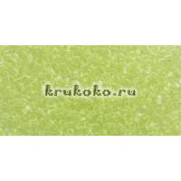 Бисер Toho 11/0 Прозрачный цитрусовые брызги