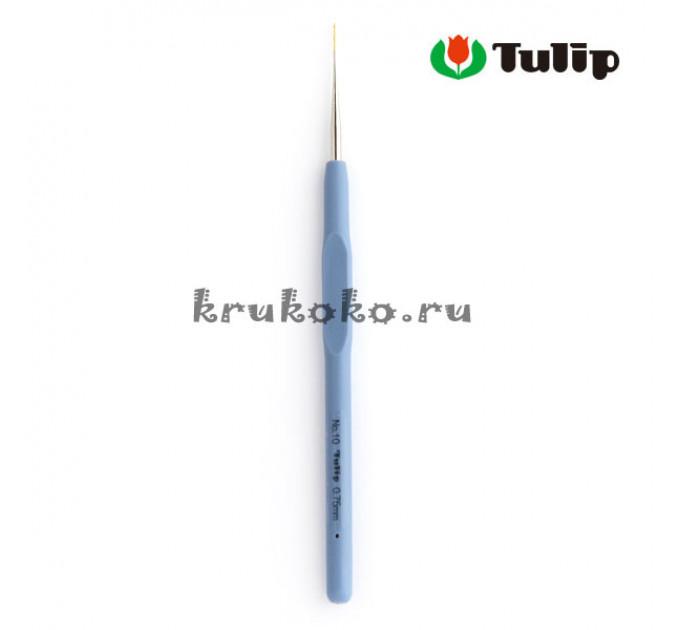 Tulip Etimo Крючок для вязания с мягкой ручкой 0,75мм