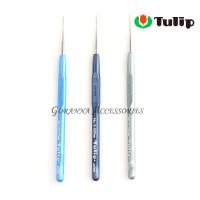 Tulip MinD Крючок для вязания с пластиковой ручкой 0,85мм