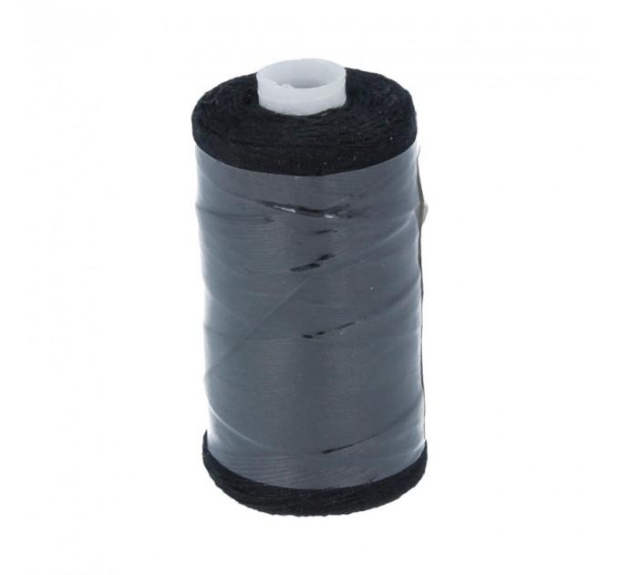 Micron Нить джинсовая 20s/3, черная