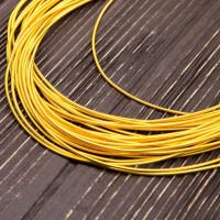 Канитель жесткая, 1,25 мм, желтое золото (5 гр)