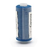 Micron Нить джинсовая 20s/2, №314 серо-синяя