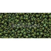 Бисер Cotobe 11/0 Античная зеленая бирюза (CTBJ105)