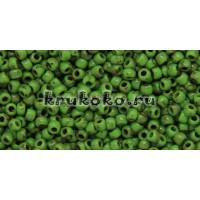 Бисер Cotobe 11/0 Античный зеленый (CTBJ106)