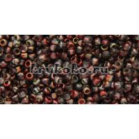 Бисер Cotobe 11/0 Ancent Burgundy Firework (CTBJ119)