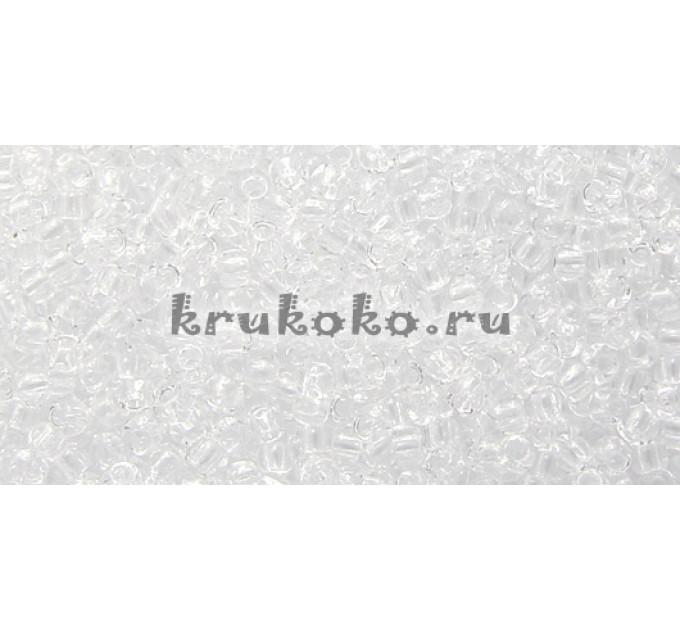 Бисер Toho 11/0 Прозрачный хрусталь