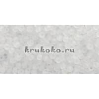 Бисер Toho 11/0 Прозрачный матовый хрусталь (TR-11-1F)
