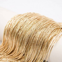 Трунцал, 0,7 мм, светлое золото (5 гр)