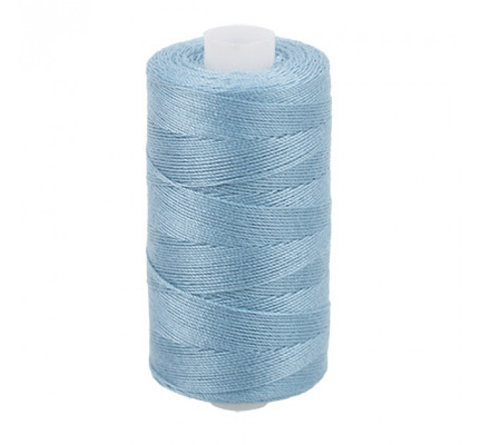 Micron Нить джинсовая 20s/3, №283 голубая
