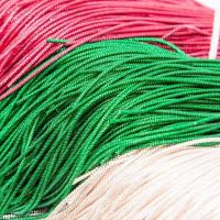 Трунцал зиг-заг, 2,6 мм, зеленый (5 гр)