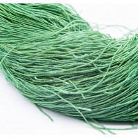 Трунцал, 1 мм, гладкий, зеленый (5 гр)