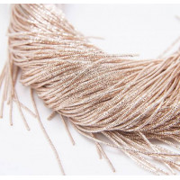 Трунцал, 0,7 мм, розовое золото (5 гр)