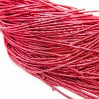 Трунцал зиг-заг, 2,6 мм, красный (5 гр)