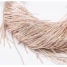 Трунцал, 1 мм, розовое золото (5 гр)
