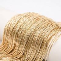 Трунцал, 1 мм, светлое золото (5 гр)