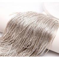 Трунцал, 1 мм, серебро (5 гр)