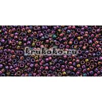 Бисер Toho 15/0 Металлизированный пурпурный ирис