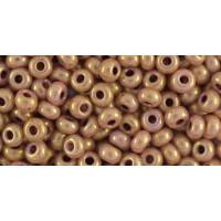 Бисер Preciosa 10/0 №46095  Непрозрачный люстровый бежево-розовый, 1 сорт (50 гр)