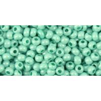 Бисер Preciosa 10/0 №16752 Непрозрачный морской, 2 сорт (50 гр)