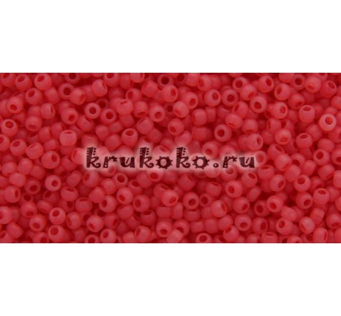 Бисер Toho 11/0 Цейлон морозный томатный суп