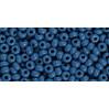 Бисер Preciosa 10/0 №33210 Непрозрачный синий, 1 сорт (50 гр)