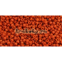Бисер Toho 11/0 Полуматовый оранжевый