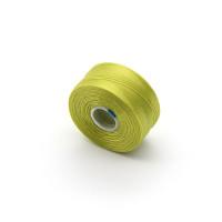 Нить для бисера S-lon AA, 69м, светло-зеленая #9010 (SLAA-CT)