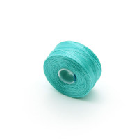 Нить для бисера S-lon AA, 69м, голубая бирюза (SLAA-TB)