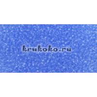 Бисер Toho 15/0 Прозрачный светлый сапфир