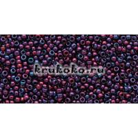 Бисер Toho 15/0 Высоко металлизированный фиолетовый ирис