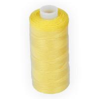 Micron Нить джинсовая 20s/2, №385 ярко-желтая