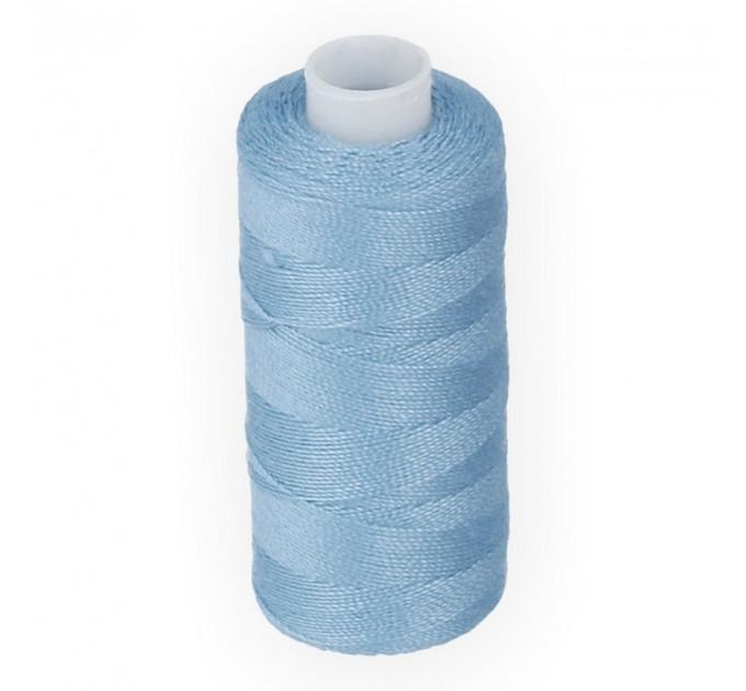 Micron Нить джинсовая 20s/2, №283 голубая