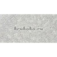 Бисер Miyuki Delica 11/0 Прозрачный люстровый хрусталь (DB0050)