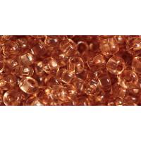 Бисер Preciosa 10/0 №01112 Прозрачный корица, 1 сорт (50 гр)