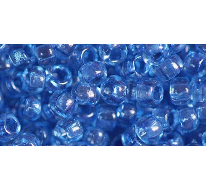 Бисер Preciosa 10/0 №01132 Прозрачный джинс, 1 сорт (50 гр)