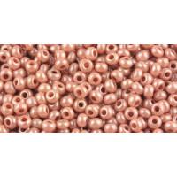 Бисер Preciosa 10/0 №07631 Непрозрачный бежево-розовый, 1 сорт (50 гр)